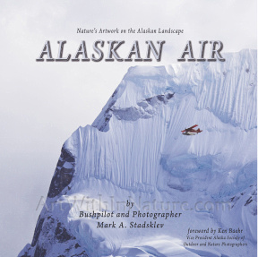 Alaskan Air book jacket cover